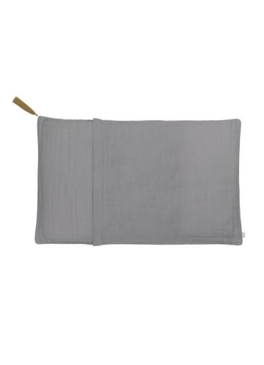 Pillow Case Stone Grey 40x60 Numero74