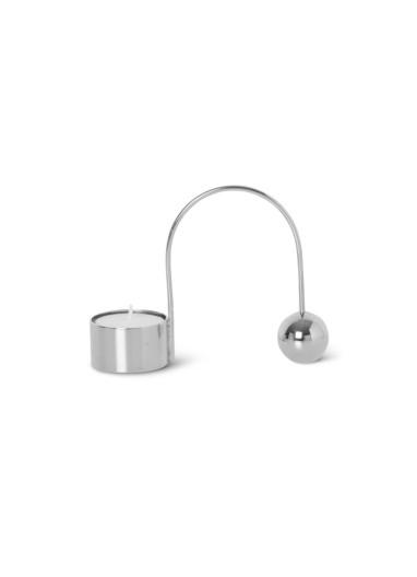 Balance S Metal Tealight Holder