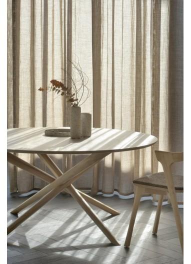 Mesa de comedor Mikado 150x150 Ethnicraft
