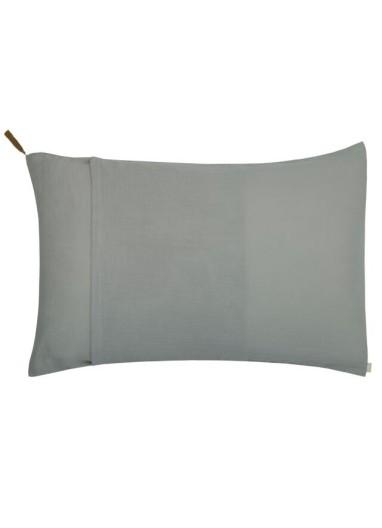 Pillow Case Stone Grey 50x75 Numero74