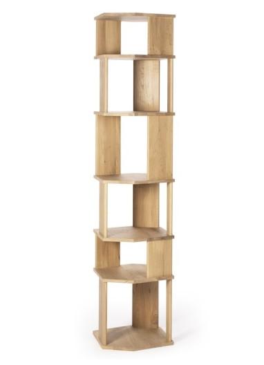 Estantería Stairs 1 columna Ethnicraft