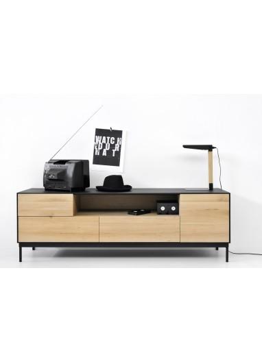 Blackbird TV cabinet Ethnicraft