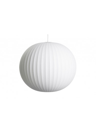 Lámpara de techo Nelson Ball Bubble L HAY