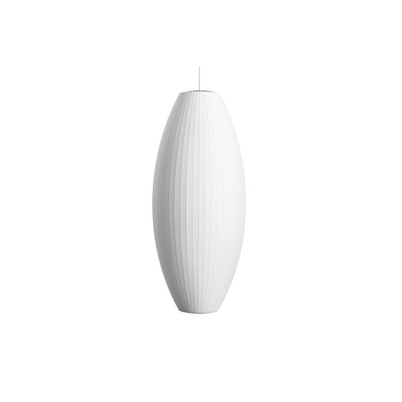 Nelson Cigar Bubble Lamp Pendant L HAY