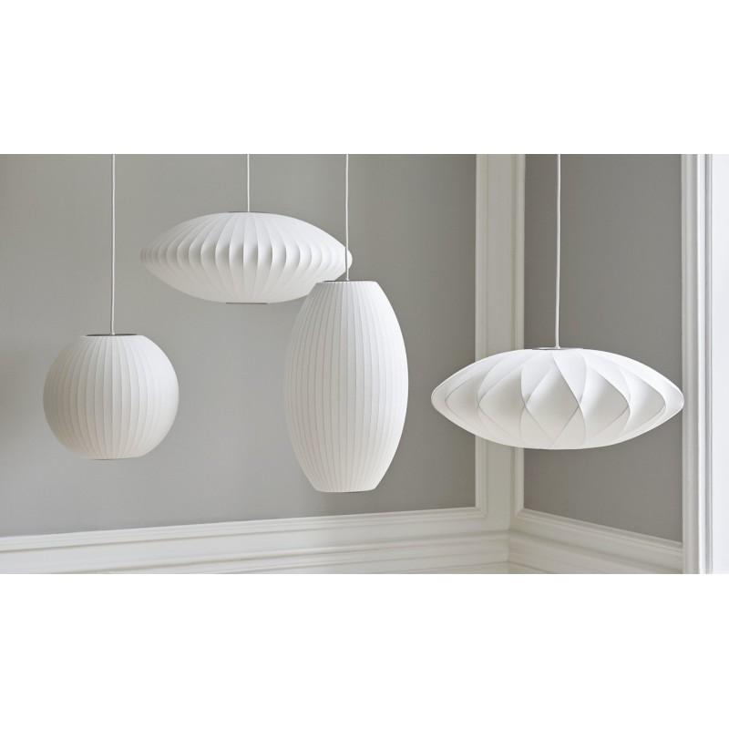 Nelson Saucer Crisscross Lamp Pendant S HAY