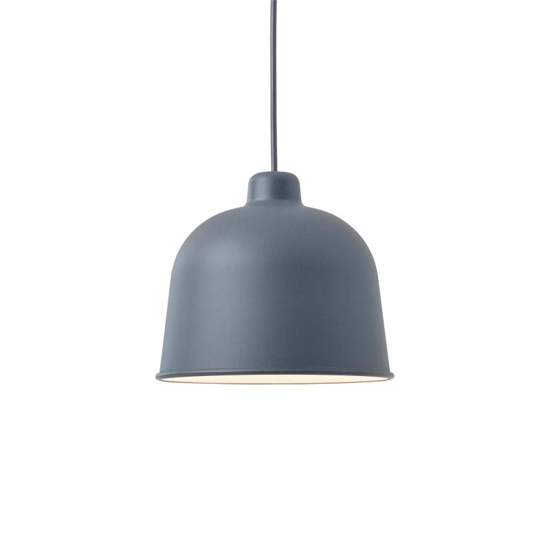 Pendant Lamp Grai Blue-grey Muuto