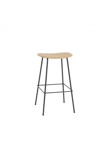 Bar chair with Fiber Muuto