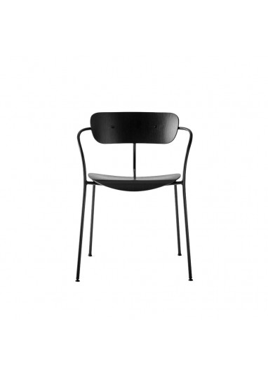 Silla Pavilion AV2 Black &tradition