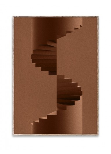 Poster Pillar by Paper Collective