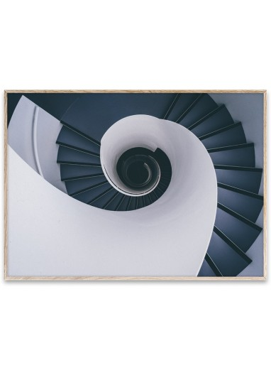 Poster KUA Stairways by Paper Collective