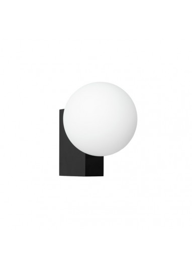 Journey SHY2 Black Wall Lamp &Tradition