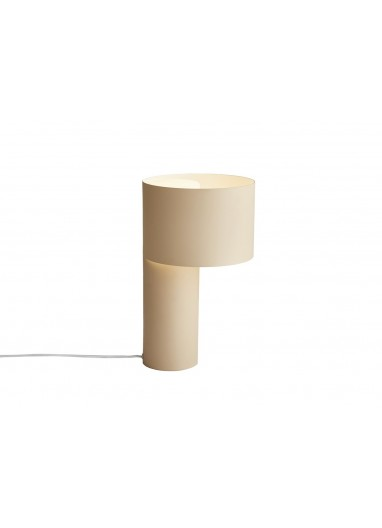 Tangent table lamp Sand WOUD