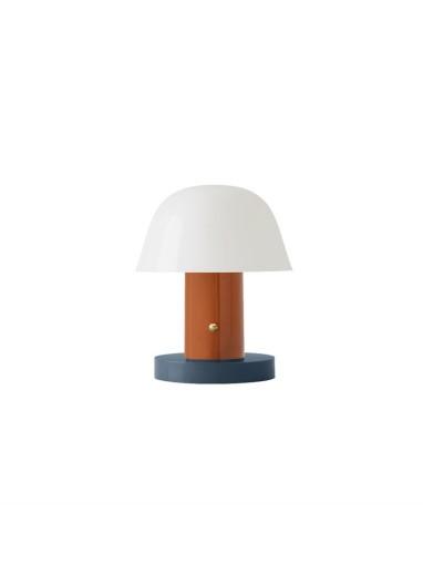 Setago JH27 Rust Thunder Lamp &Tradition
