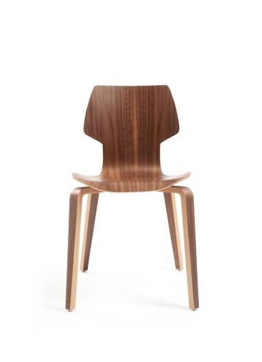 Silla Gràcia Wood Nogal Mobles114