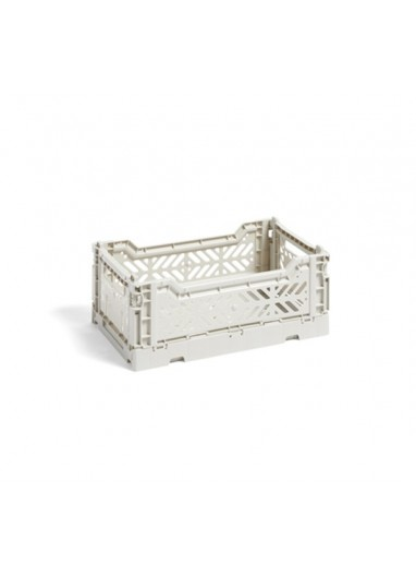 Colour Crate S Light Grey HAY