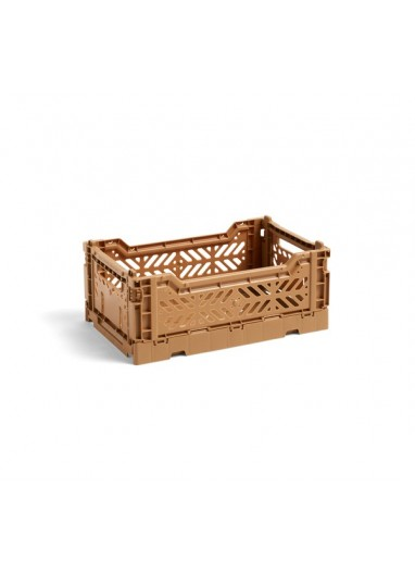 Colour Crate S Tan HAY