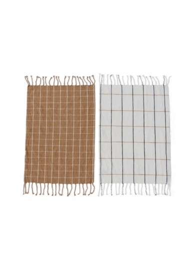 Placemats off white OYOY