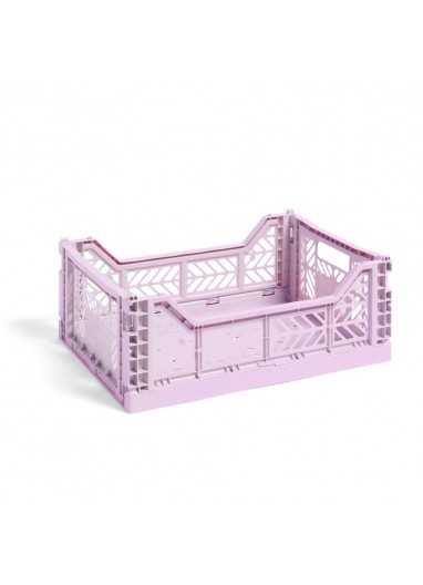 Colour Crate Midi soft pink HAY