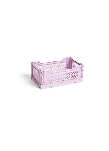 Caja plegable mini lavanda