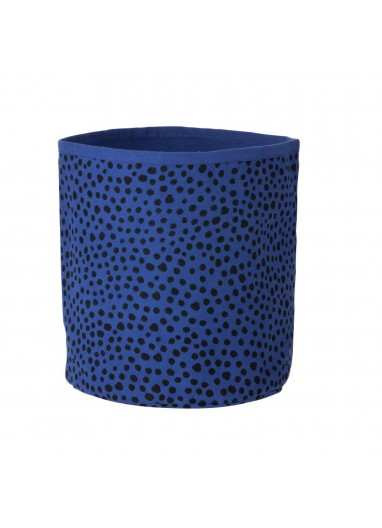 Cesta 35x40 Azul Billy Ferm Living mediana