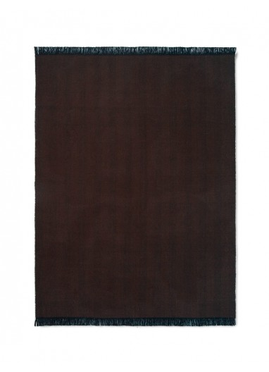Herringbone Blanket - Dark Coffee Ferm Living