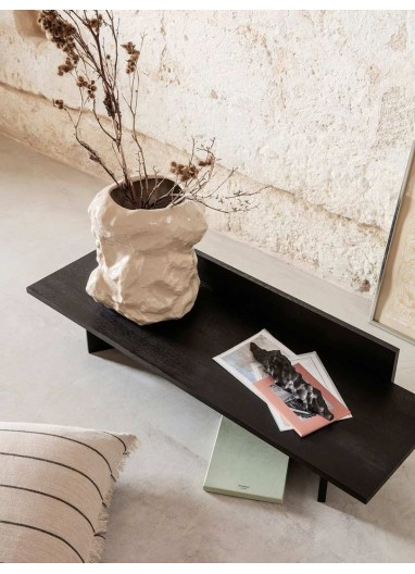 Banco Oblique - Black Stained Ash Ferm Living