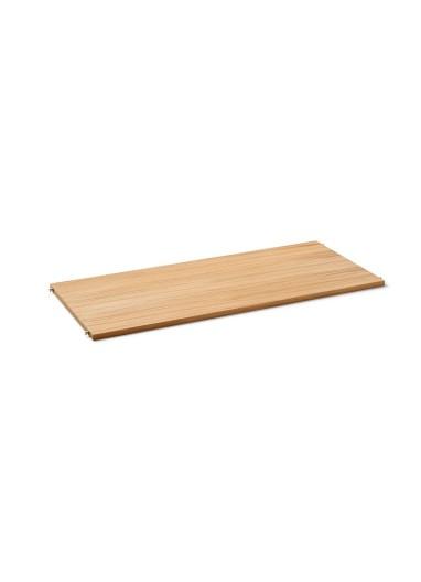 Puntual - estante madera Oak / Cashmere Ferm Living