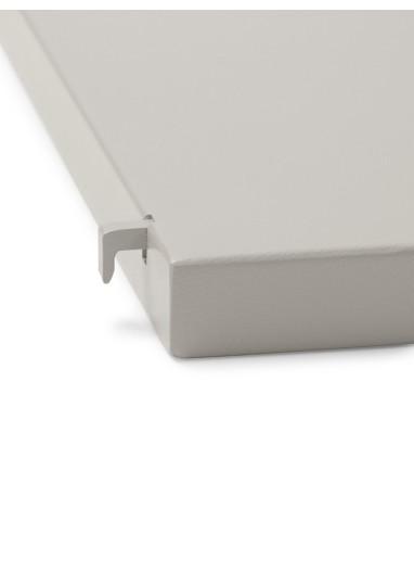 Punctual - Solid Metal Shelf Grey Ferm Living