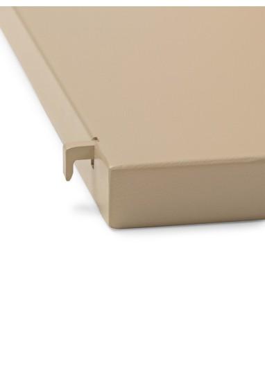 Punctual - Solid Metal Shelf-Cashmere Ferm Living