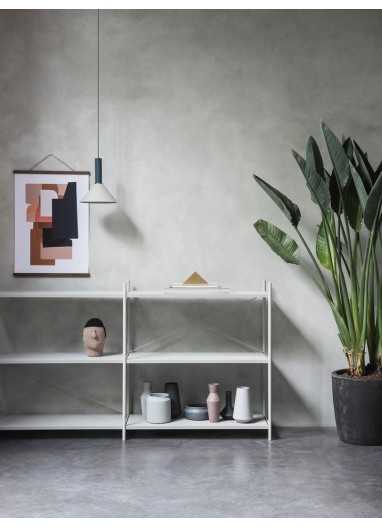 Punctual - Ladder 3 - Grey Ferm Living