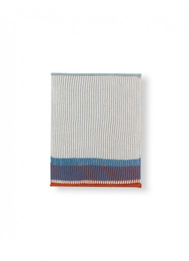2u Akin Dish Cloth Dull Blue Ferm Living