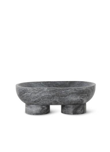 Alza Bowl - Black Ferm Living