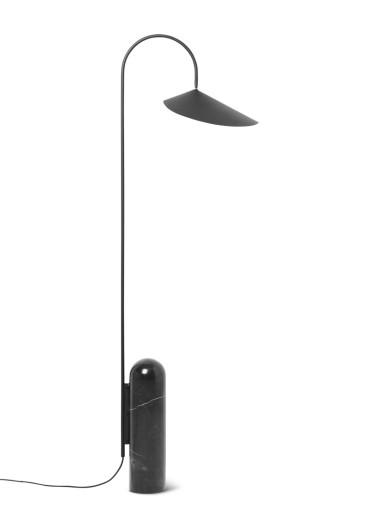 Arum Floor Lamp - Black Ferm Living