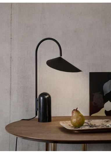 Arum Table Lamp - Black Ferm Living