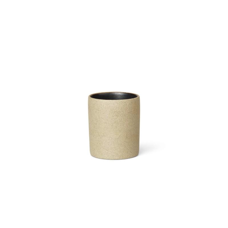 Bon Accessories - Petite Cup - Black Ferm Living
