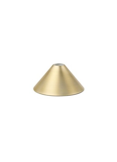 Collect - Cone Shade - Brass Ferm Living