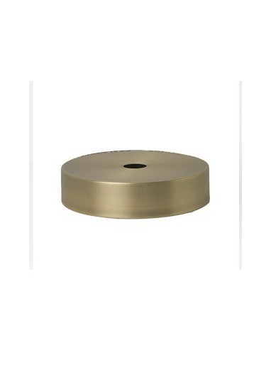 Collect - Record Shade - Brass Ferm Living
