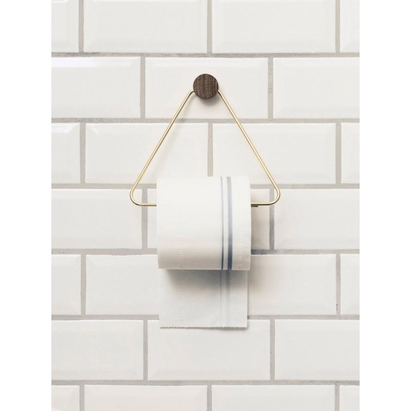 Brass Toilet Paper Holder Ferm Living