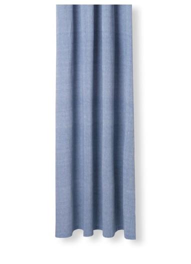 Cortina de ducha CHAMBRAY Azul Ferm Living