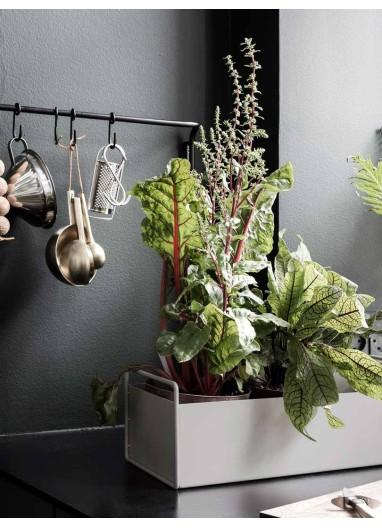 Plant Box - Black - Small Ferm Living