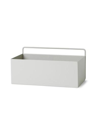 Wall Box Light Grey Rectangle - Ferm Living