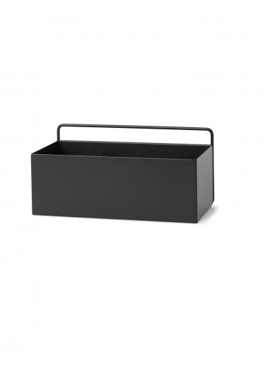 Wall Box - Black - Rectangle Ferm Living