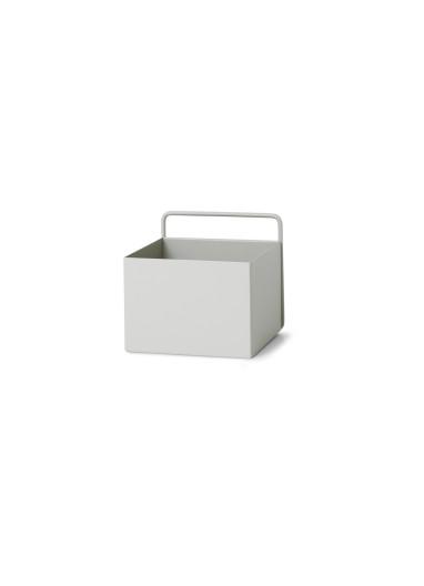 Wall Box - Light Grey - Square Ferm Living
