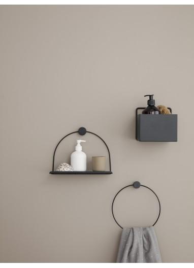 Wall Box - Black - Square Ferm Living