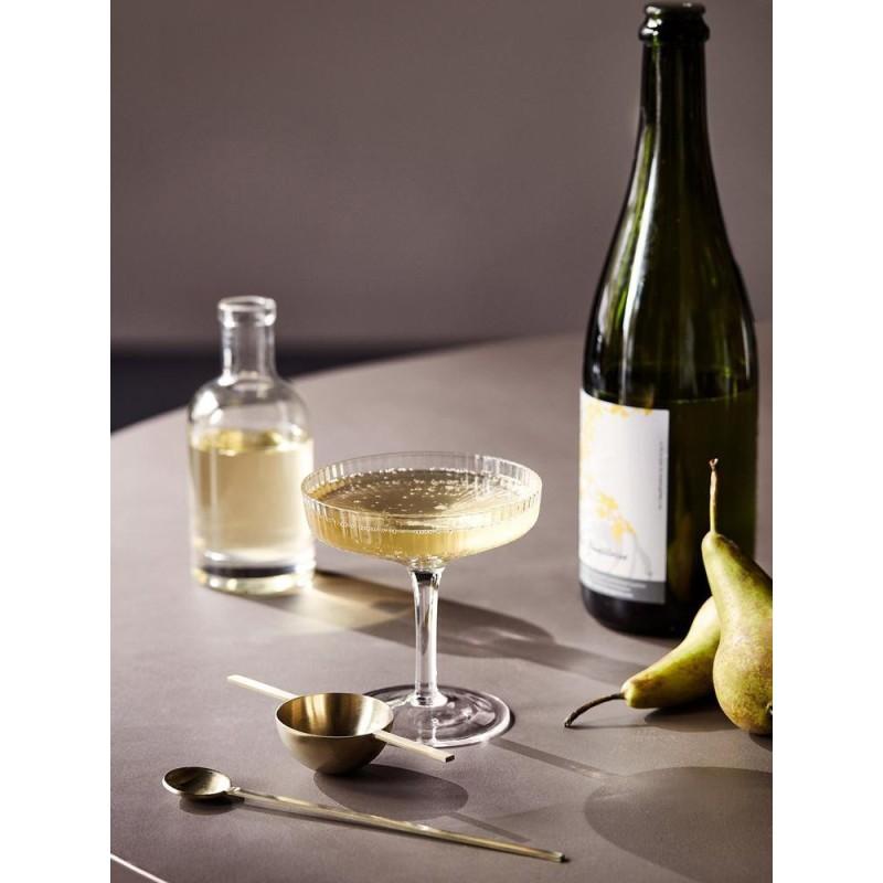 2u Copa Ripple Champagne Ferm Living