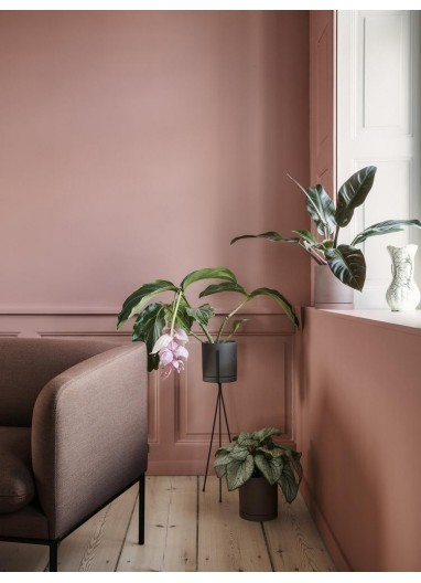 Sekki Pot - Charcoal - Medium Ferm Living