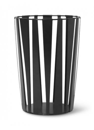 Rob Basket Black Ferm Living