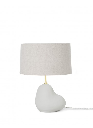 Hebe Lamp Base small Off-White Ferm Living