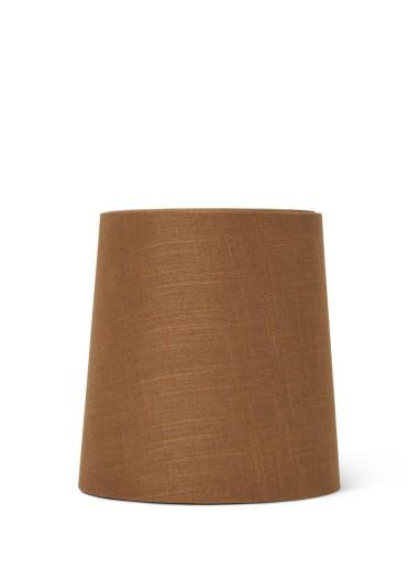 Hebe Lamp Shade Medium - Curry Ferm Living
