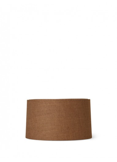 Hebe Lamp Shade Short - Curry Ferm Living
